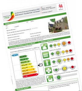 Certificat énergétique - Charleroi