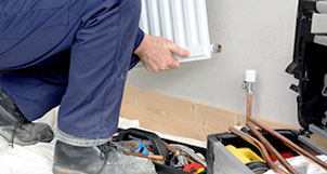 Installation de système de chauffage, ventilation, sanitaire