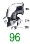"""COUDE UNION 96 FJC NOIR 3"""""""