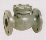 CLAP.FONTE BATTANT PN16 DN80