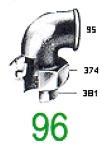 """COUDE UNION 96 FJC NOIR 2""""1/2"""